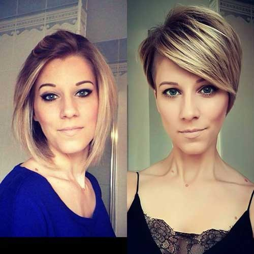 Modern-Pixie-Hairdo Best Pixie Haircuts for 2018