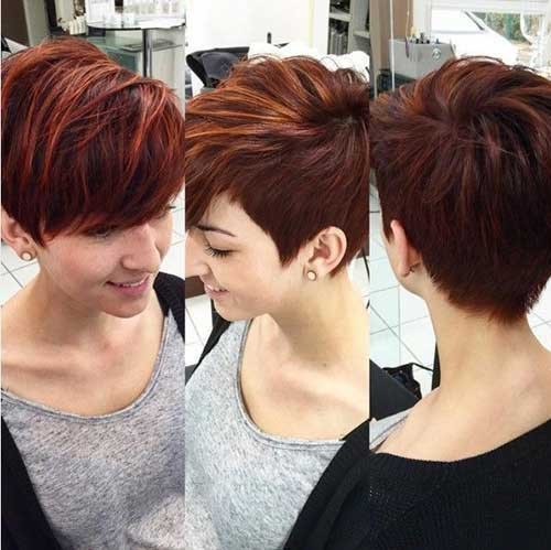 Pixie-for-Thick-Hair Best Short Haircuts You will Want to Try