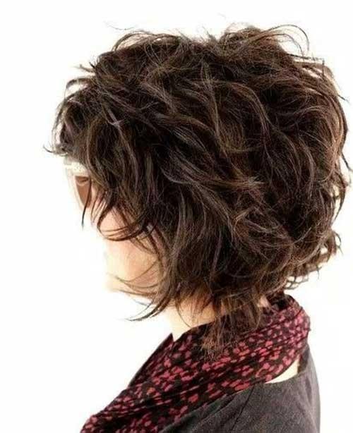 Shaggy-Short-Hair-Cut Shaggy Short Haircuts