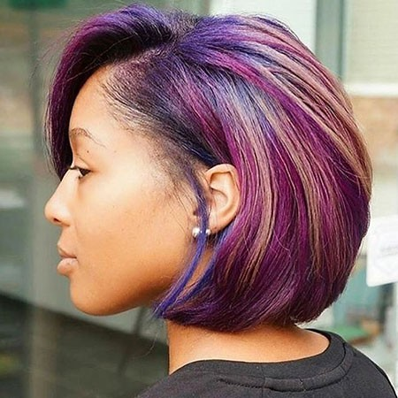Short-Bob-Hair Best Short Hairstyles for Black Women