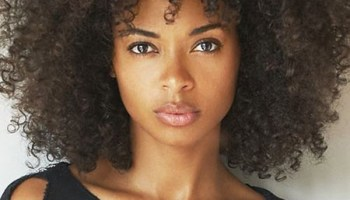 Afro-Short-Curly-Hair Best Black Short Hairstyles for Women