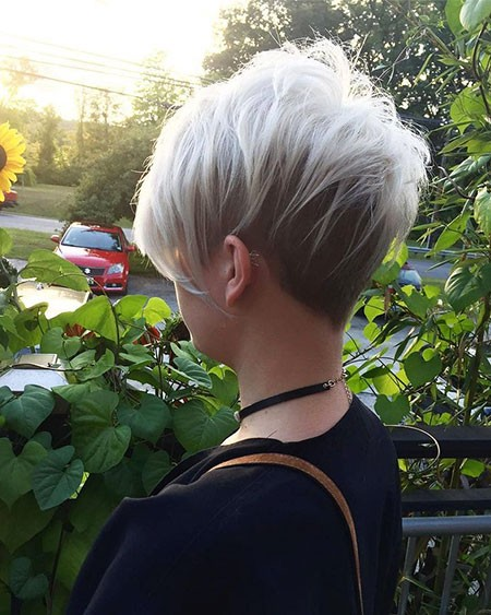 Grey-Hairstyles Best Womens Short Haircuts