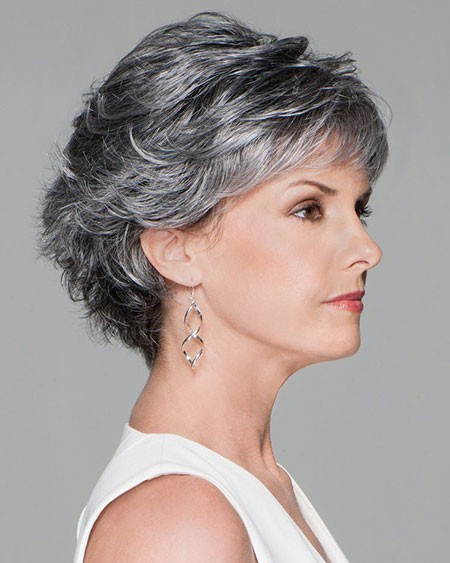 Layered-Pixie-Cut New Short Hair with Color