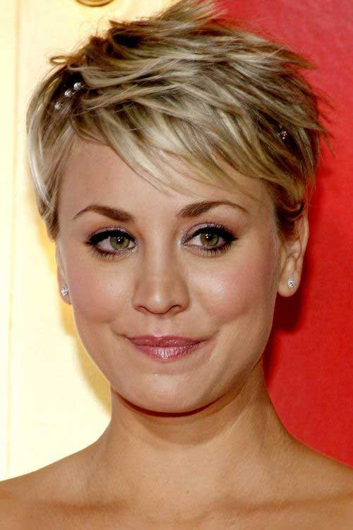 Layered-Pixie-Hair-Short-with-Crown Best Short Pixie Cuts