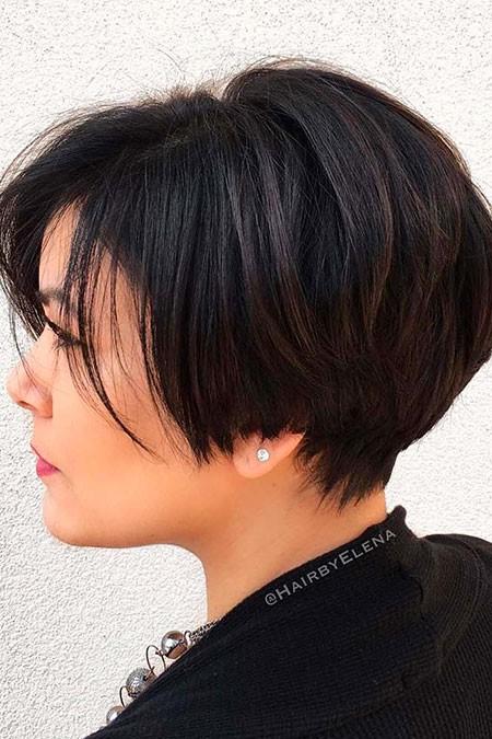 Longer-Pixie-Cut Best Womens Short Haircuts