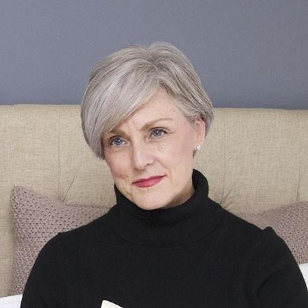 Older-Women-Short-Hair Best Womens Short Haircuts