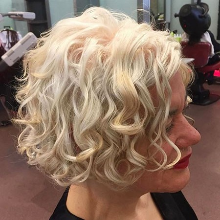 Short-Curly-Blonde-Hair Short Curly Blonde Hair Ideas
