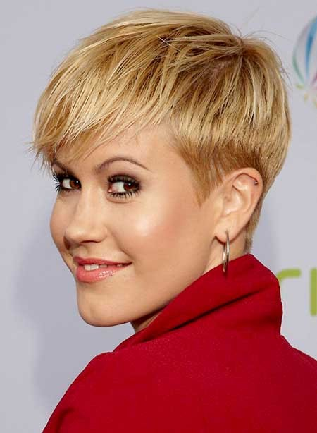 Short-Layered-Bob-Pixie-Hairdo-for-Girls Long Pixie Hairstyles
