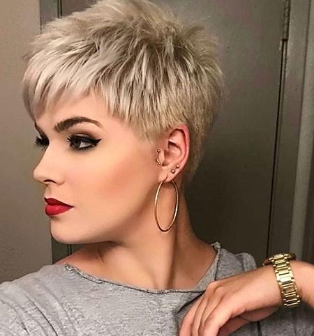 Short-Pixie-Cut Best Womens Short Haircuts