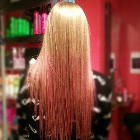 18-Blonde-and-Pink-Ombre-Hair-616 Blonde And Pink Ombre Hair