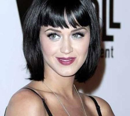 Chic Short Haircuts with Bangs