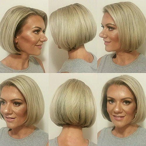 Blonde-Hair-1 Best Short Hairstyles for Women 2019