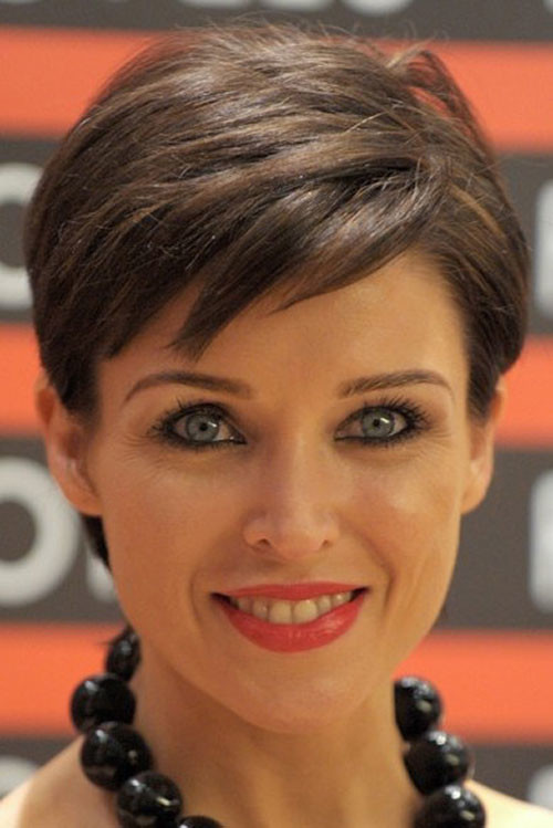 Celebrity-short-Pixie-Hairstyle Celebrity hairstyles for short hair