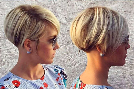 Cute-And-Easy-Hairstyles-for-Short-Hair-4 Cute And Easy Hairstyles for Short Hair