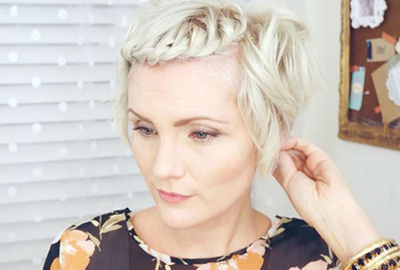 Cute-And-Easy-Hairstyles-for-Short-Hair-8 Cute And Easy Hairstyles for Short Hair