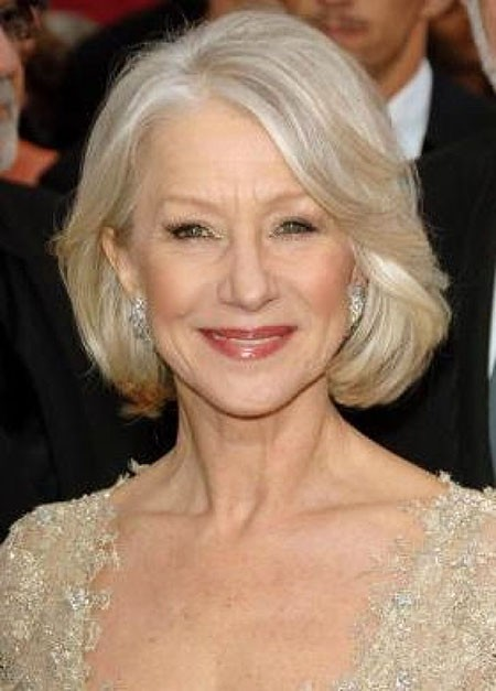 Dapper-Hairstyle-for-Older-Women Short Hairstyles for Women Over 50