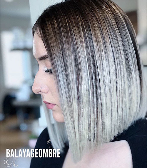 Great-Color Best Short Hairstyles for Women 2019