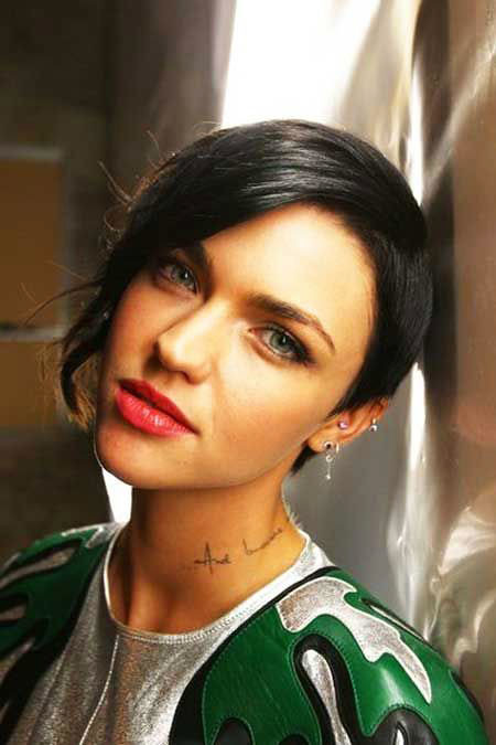 Grow-Out-Pixie Trendy Short Haircuts for Women
