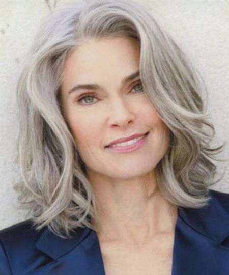 Roxan-Gould Short Hairstyles for Women Over 50