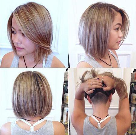 Short-Haircuts-for-Straight-Hair-4 Short Haircuts for Straight Hair