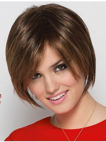 Short-Haircuts-for-Straight-Hair-7 Short Haircuts for Straight Hair