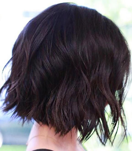 Short-Hairstyles-for-Wavy-Hair-12 Short Hairstyles for Wavy Hair