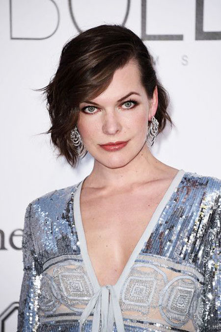 Short-Hairstyles-for-Wavy-Hair-6 Short Hairstyles for Wavy Hair