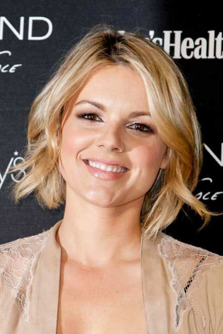 Short-Hairstyles-for-Wavy-Hair Short Hairstyles for Wavy Hair