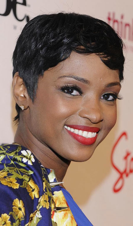 Short-Pixie Short Haircuts for Black Women