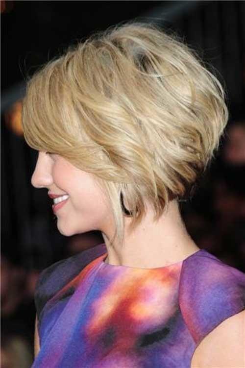 Short-bob-wavy-hair Nice Short Bob Hairstyles