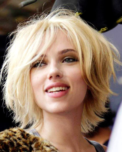 Short-messy-celebrity-hairstyles Celebrity hairstyles for short hair