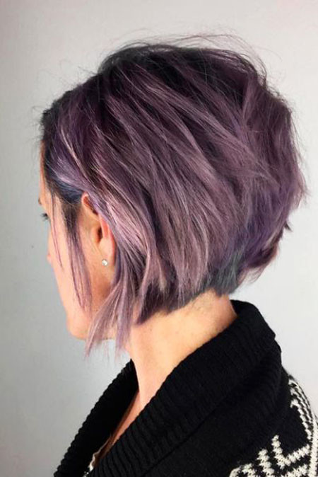 15-2018-Inverted-Bob-Haircut-525 Best Bob Hairstyles for Women 2019