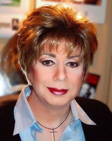 15-Short-Hair-Styles-for-Women-671 Short Hairstyles for Women Over 50