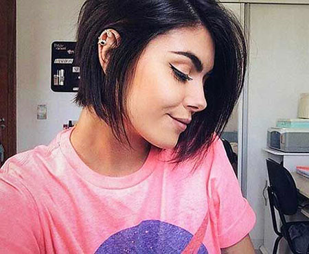 25-Short-Hairtyles-575 Short Hairstyles for Women