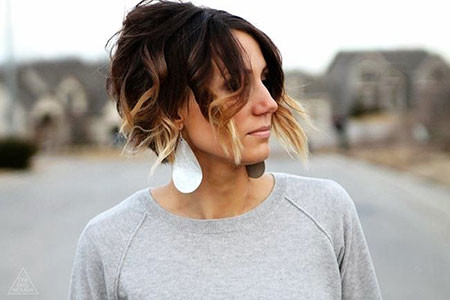 26-One-Little-Momma-Hair-Cut-501 Short Ombre Hairstyles