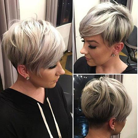 33-Undercut-Womens-Short-Hair-583 Short Hairstyles for Women