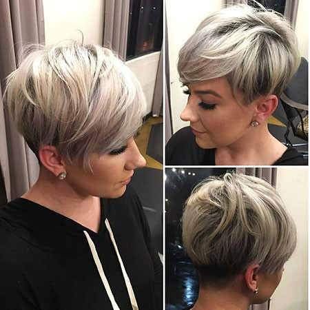 33-Undercut-Womens-Short-Hair-583 Short Hairstyles for Women