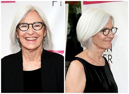 6-Short-Hairtyles-for-Women-Over-50-662 Short Hairstyles for Women Over 50