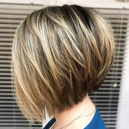 8-Bob-Cut-518 Best Bob Hairstyles for Women 2019