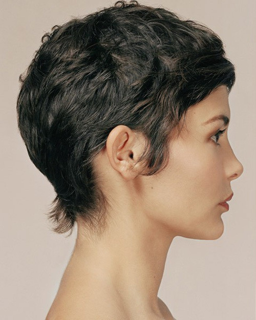 Audrey-Tautou-short-hair Short Hair 2019 Trend