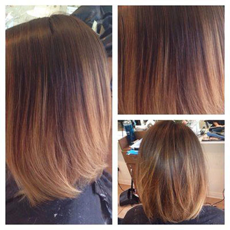 Balayage-Ombre-1 Short Ombre Hairstyles