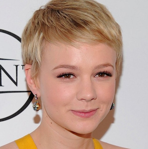 Short-Pixie-Cut-Hairstyles Short Hair 2019 Trend