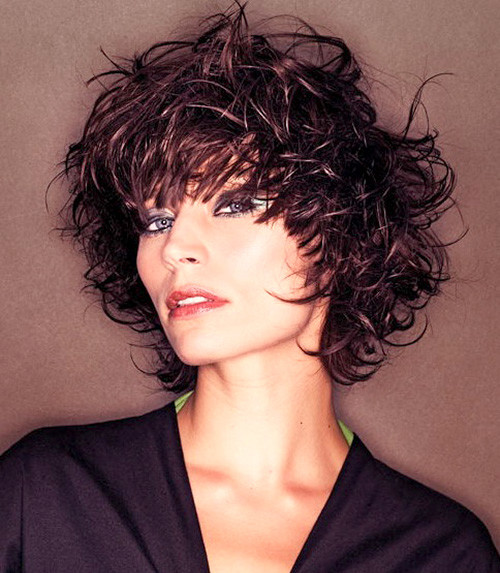 Short-curly-bob-haircuts-2013 Latest Short Hairstyles Trends 2018 – 2019