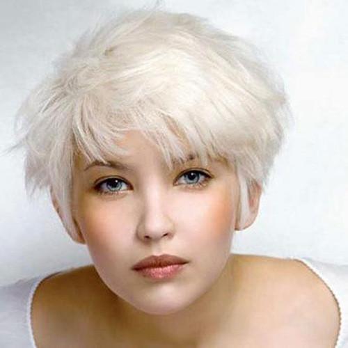 short-hairstyles-for-blonde-hair Short Hair 2019 Trend
