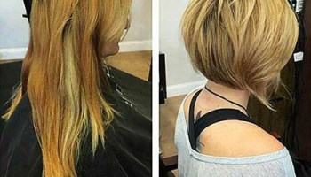 14-Short-Layered-Haircuts-773 47 Hot Long Bob Haircuts and Hair Color Ideas