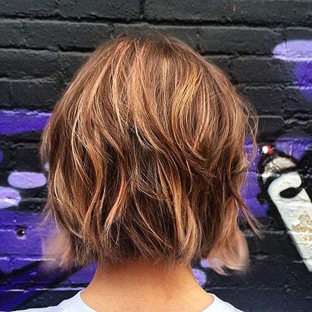 8-Short-Edgy-Hairtyles-747 Short Messy Haircuts