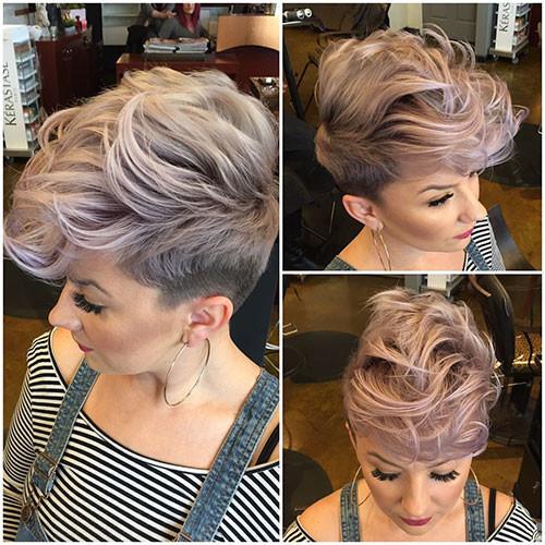 Cool-Pixie-Hair Best Short Pixie Hairstyles 2018