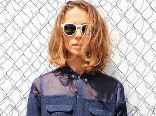 Cute-Hair-2 Chic Blonde Bob Hairstyles for Women