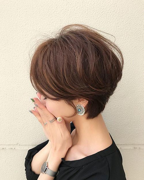 Cute-Hair Best Short Pixie Hairstyles 2018