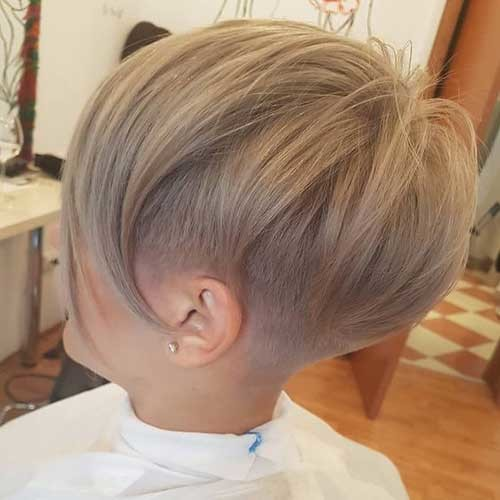Pixie-Short-Haircut Latest Short Hairstyles with Fine Hair